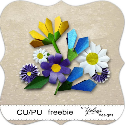 Folded Paper Flower Mix Yalana_Design_Paper+flower_freebie+(1)